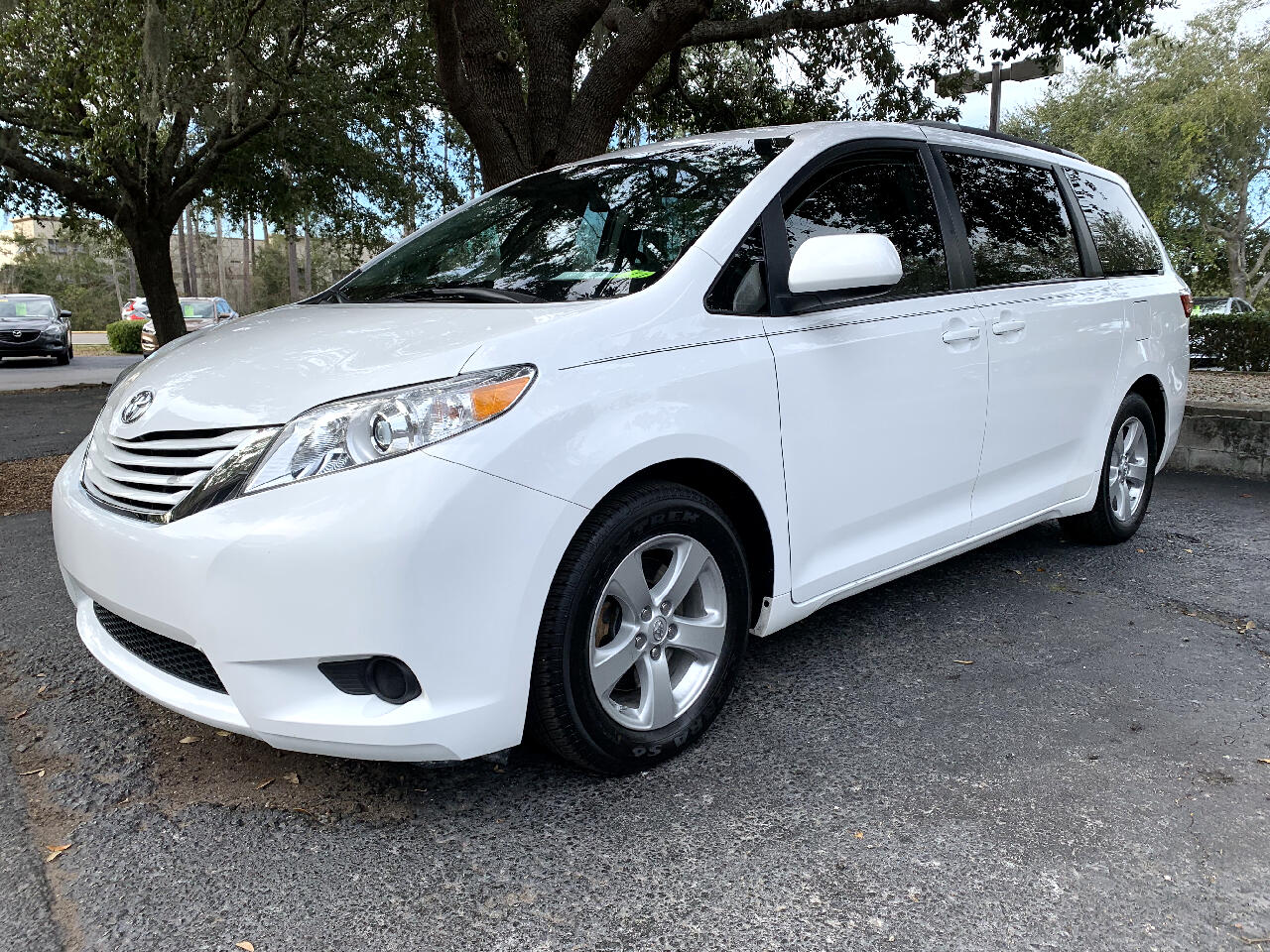 2015 Toyota Sienna 5dr 8-Pass Van LE FWD (Natl)