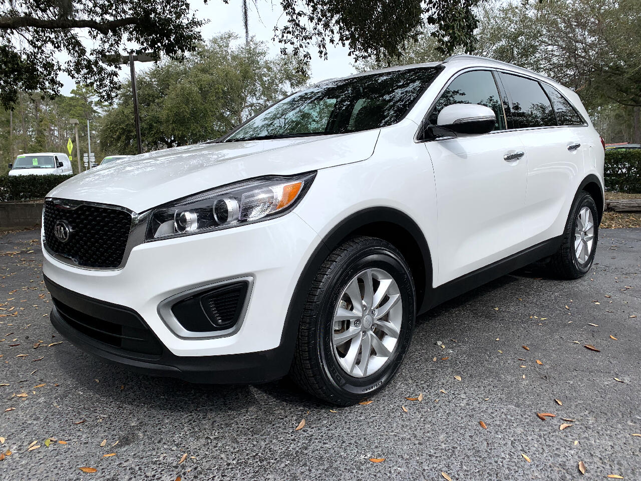 2016 Kia Sorento LX With A 3rd Row Seat