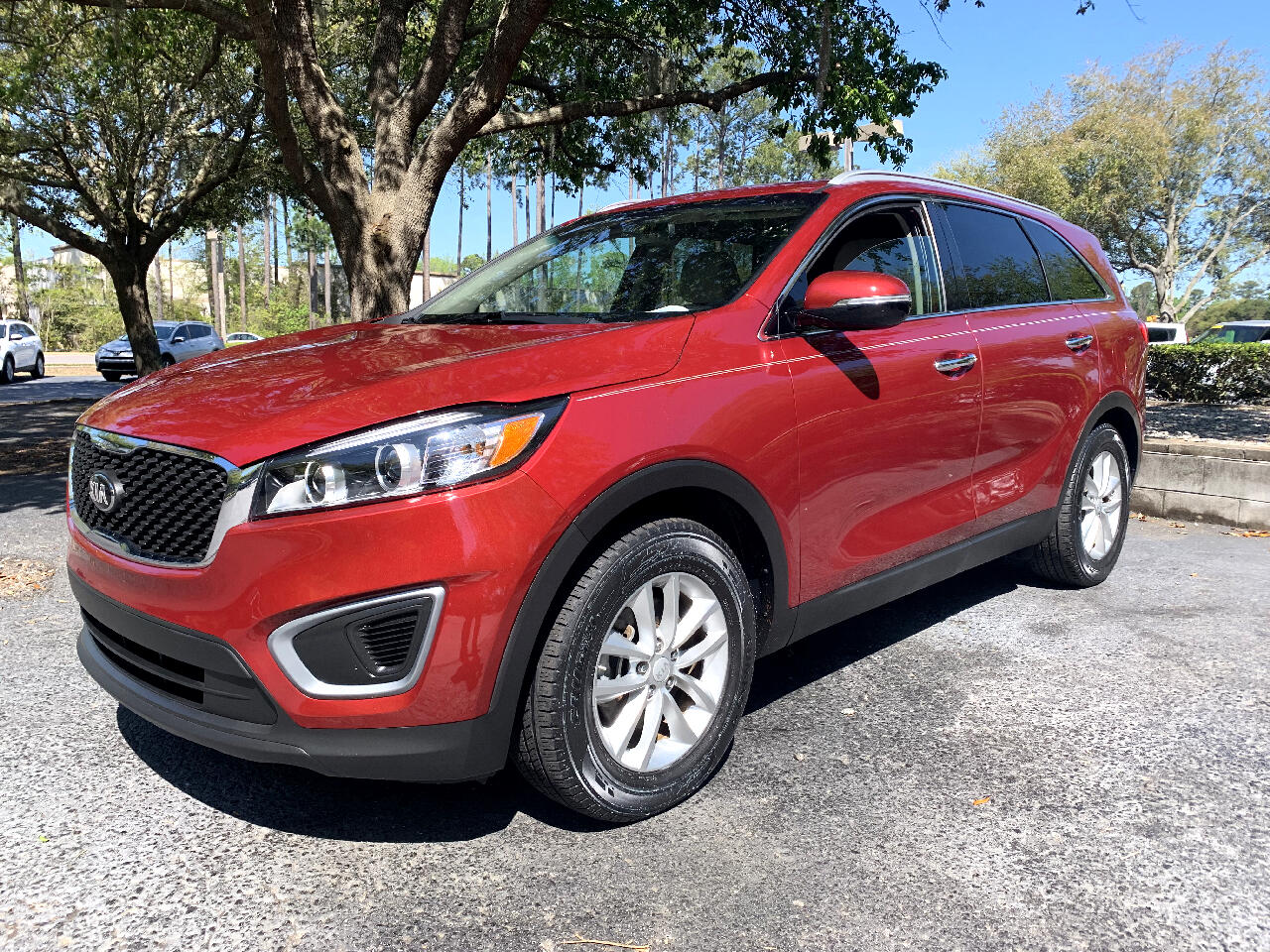 2016 Kia Sorento FWD 4dr LX With a 3rd Row Seat