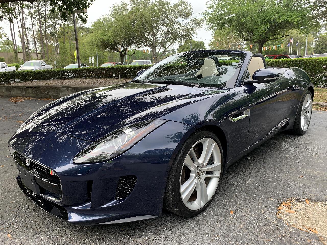 2014 Jaguar F-Type 2dr Conv V6 S
