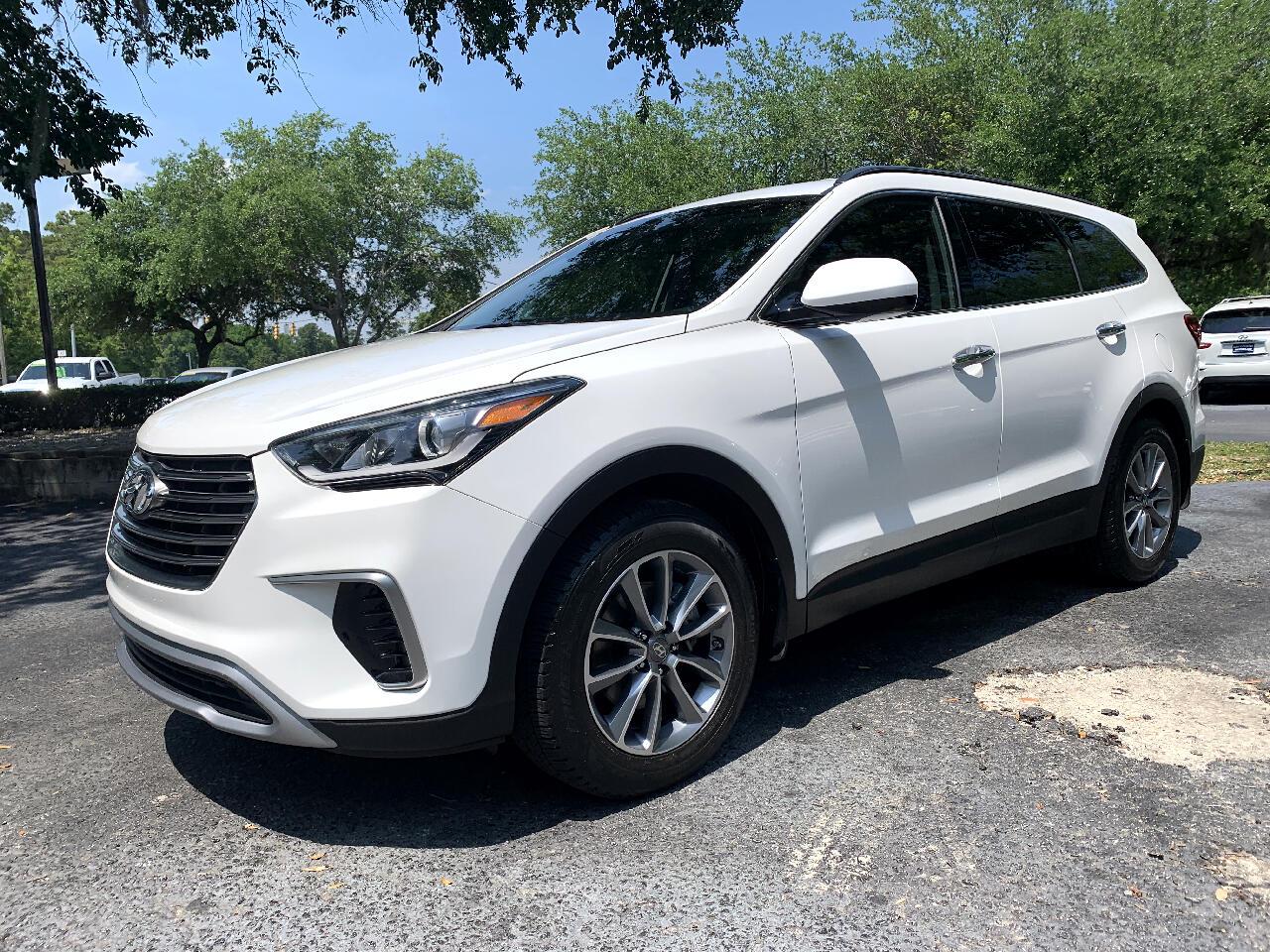 2018 Hyundai Santa Fe SE 3.3L Auto With 3rd Row Seat