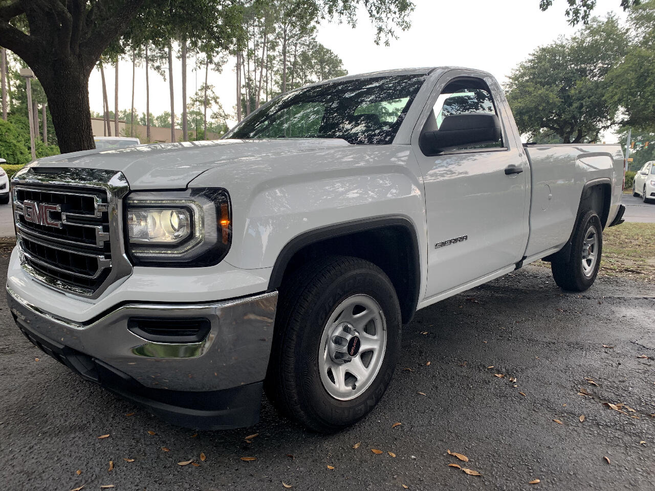 2018 GMC Sierra 1500 2WD Long Bed Regular Cab Work Truck
