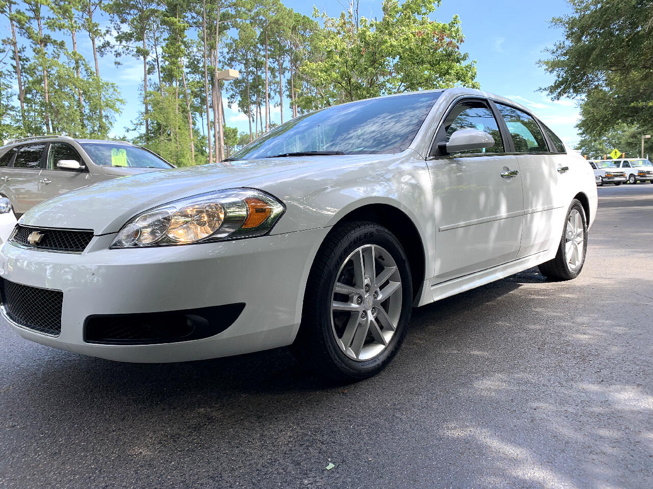 Used 2014 Chevrolet Impala Limited 4dr Sdn LTZ Fleet for