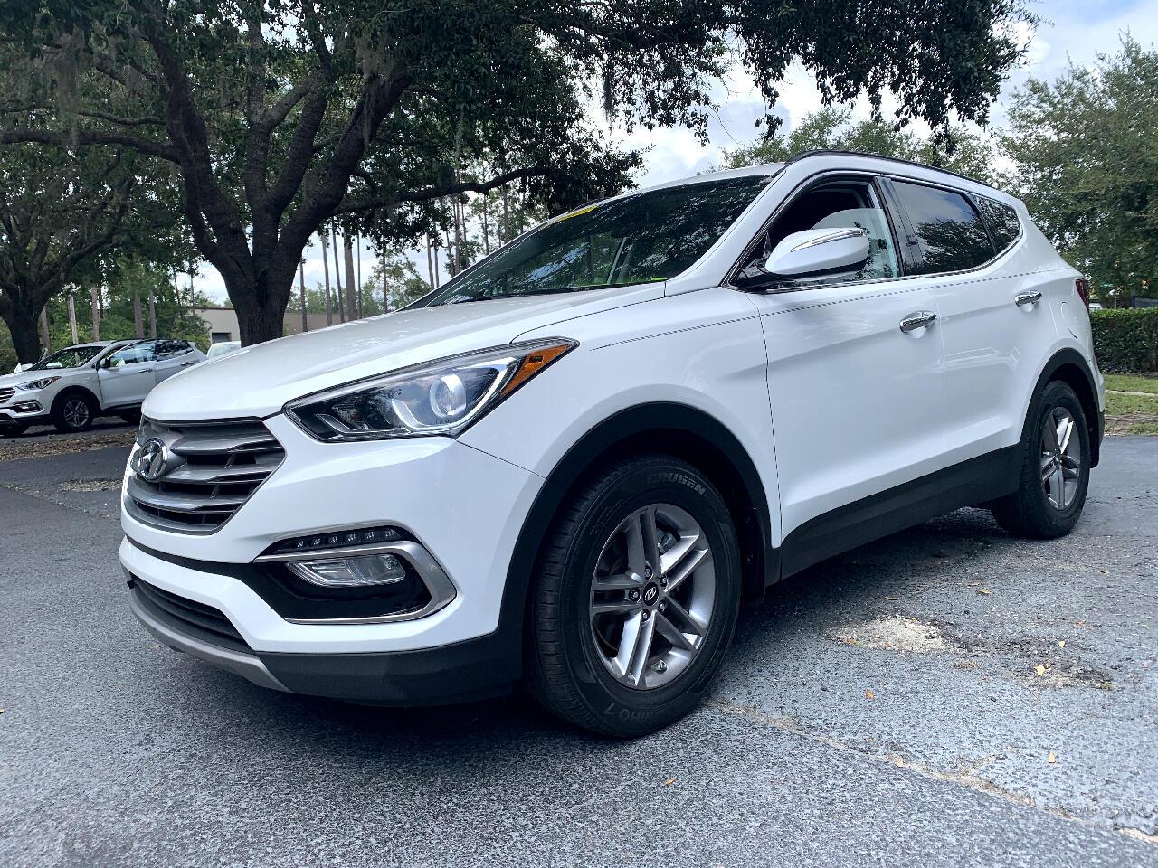 Hyundai Santa Fe Sport 2.4L Auto 2017