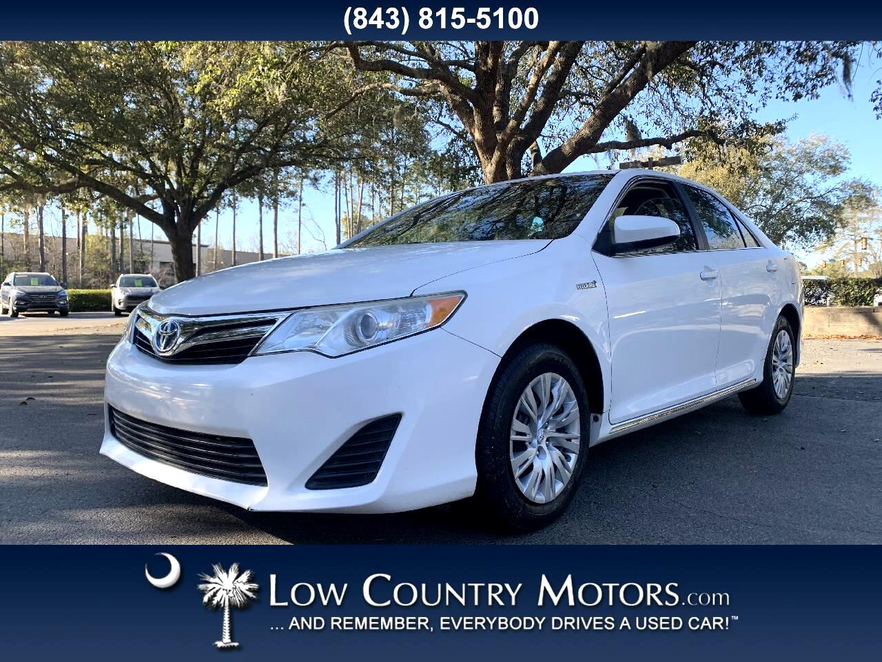 Toyota Camry Hybrid 4dr Sdn LE (Natl) 2012