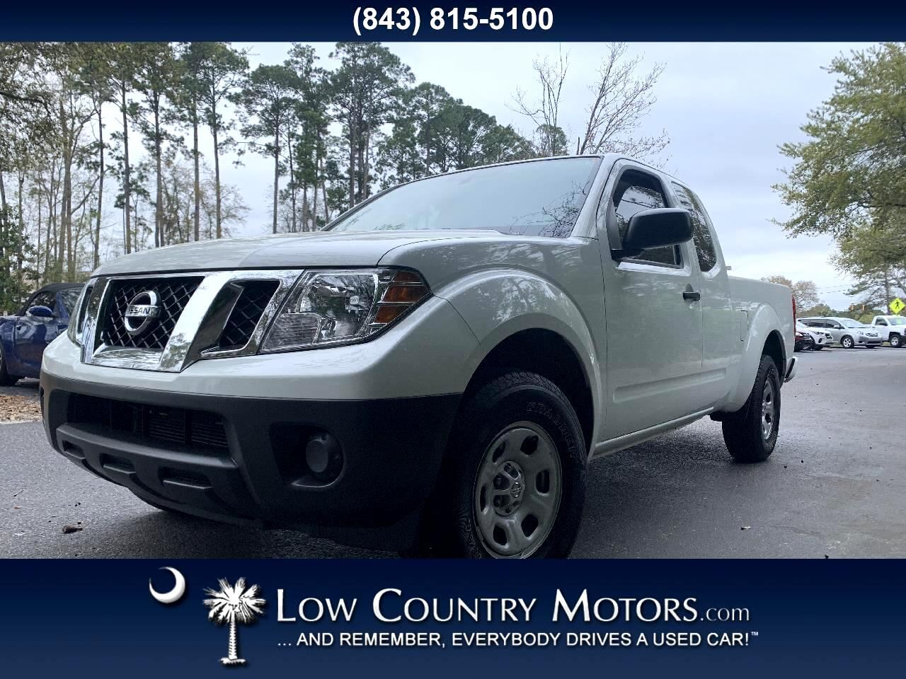 Nissan Frontier King Cab 4x2 S Auto 2018