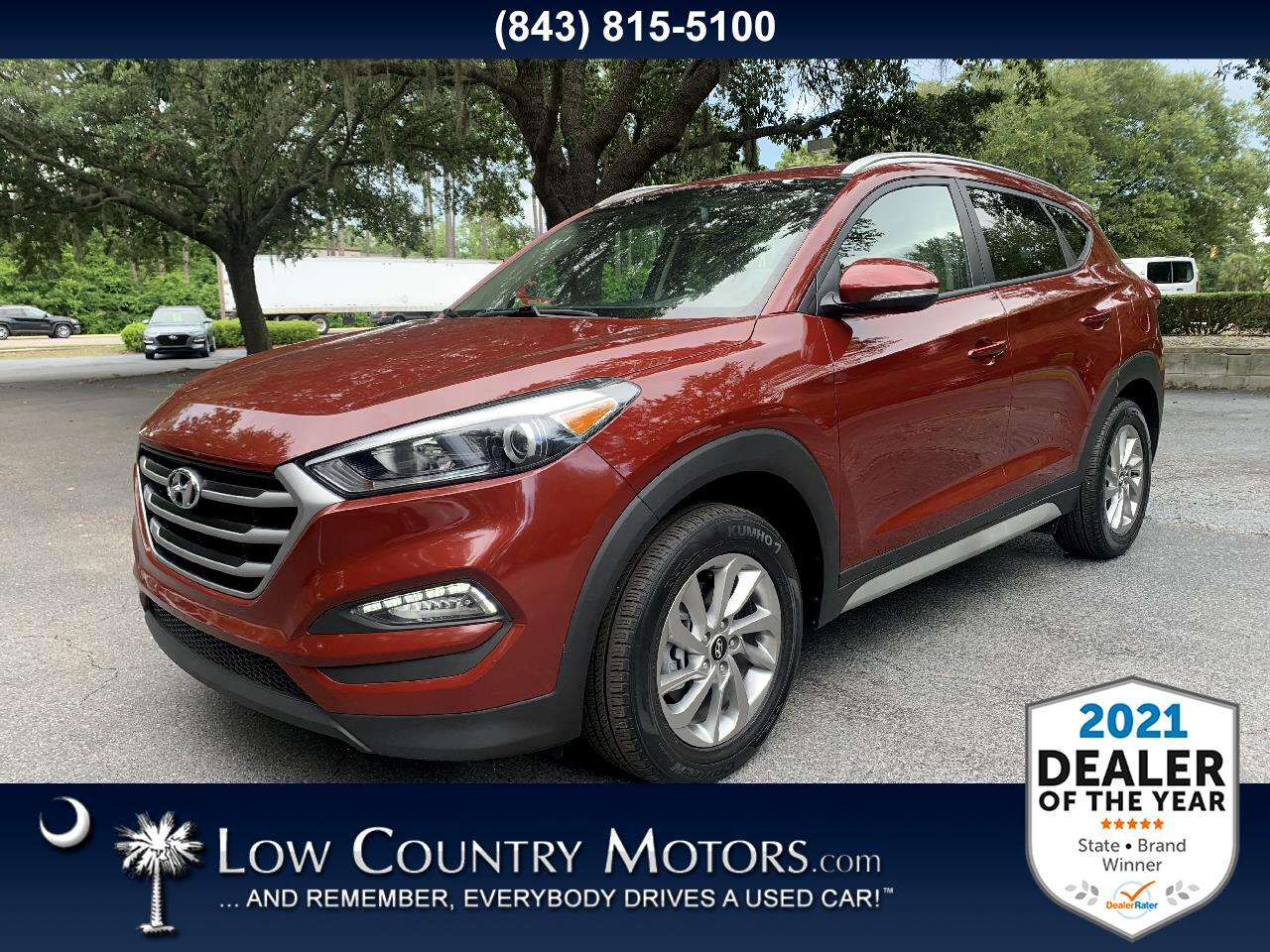 Hyundai Tucson SEL Plus FWD 2018
