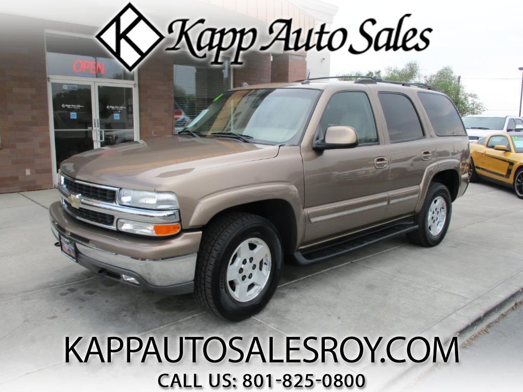 2004 Chevrolet Tahoe LT 1500 4WD