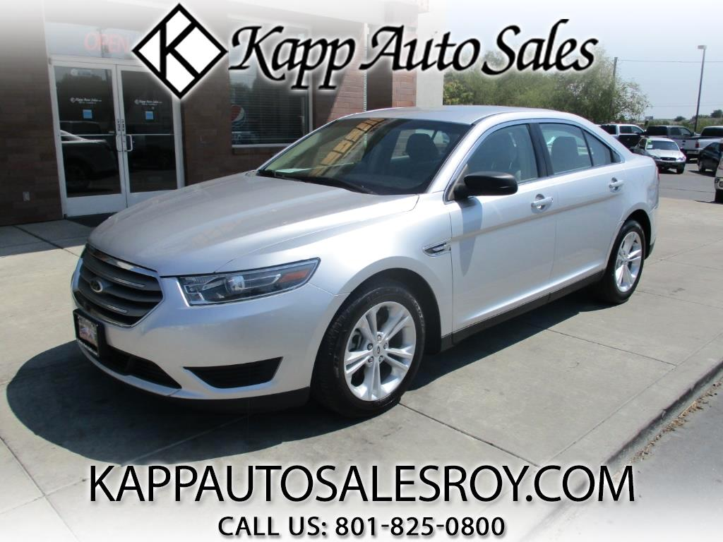 2015 Ford Taurus 4dr Sdn SE FWD