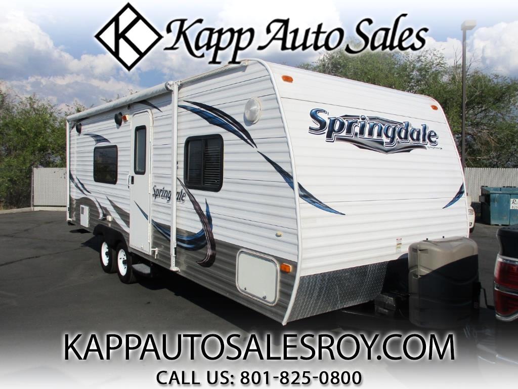 2013 Keystone RV Springdale 232