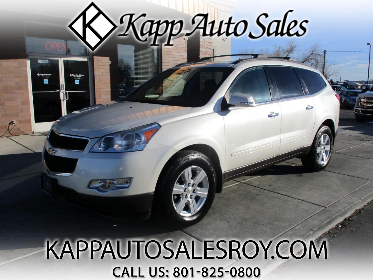 2012 Chevrolet Traverse AWD 2LT