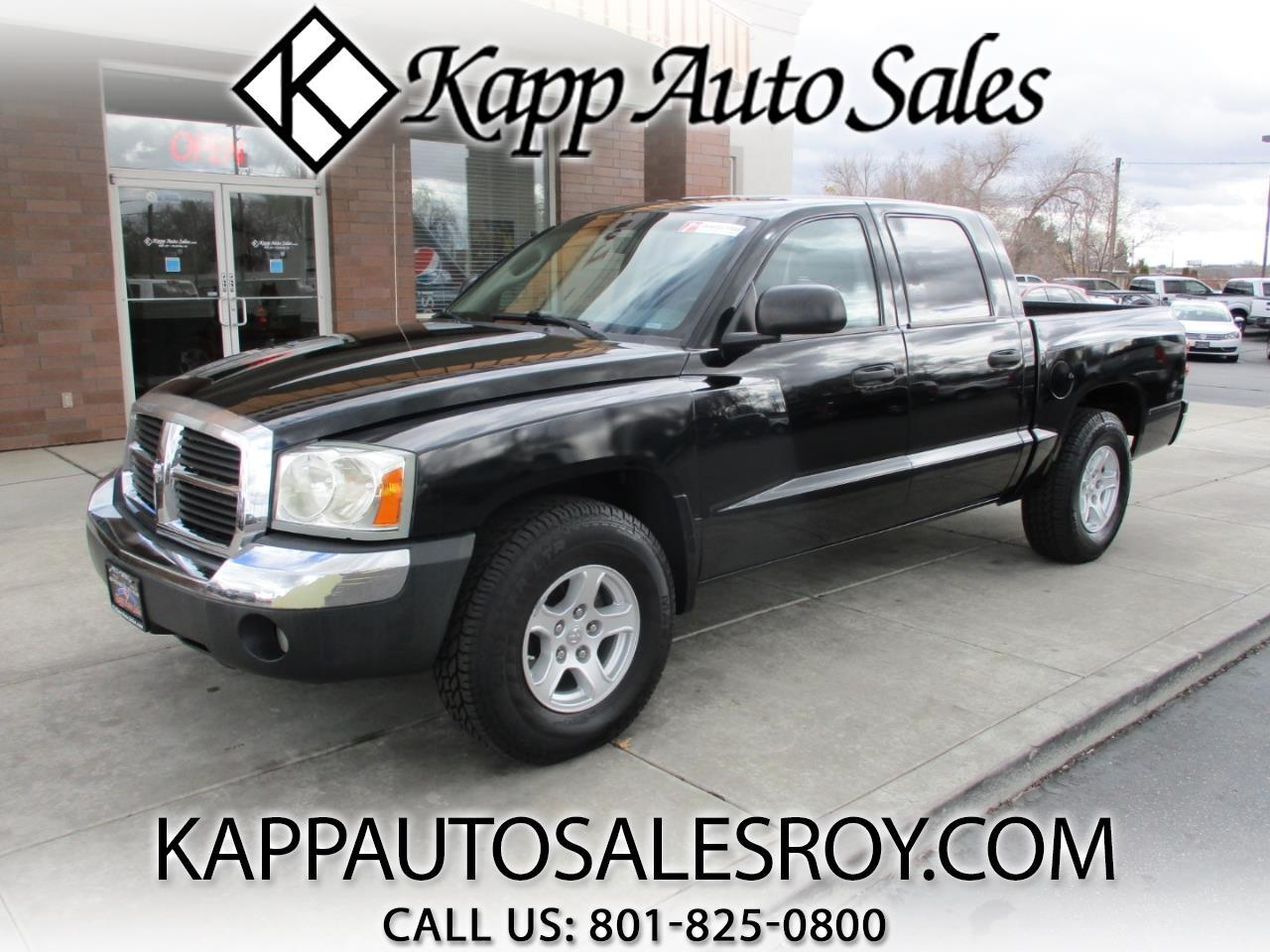 2005 Dodge Dakota SLT Crew Cab 4WD
