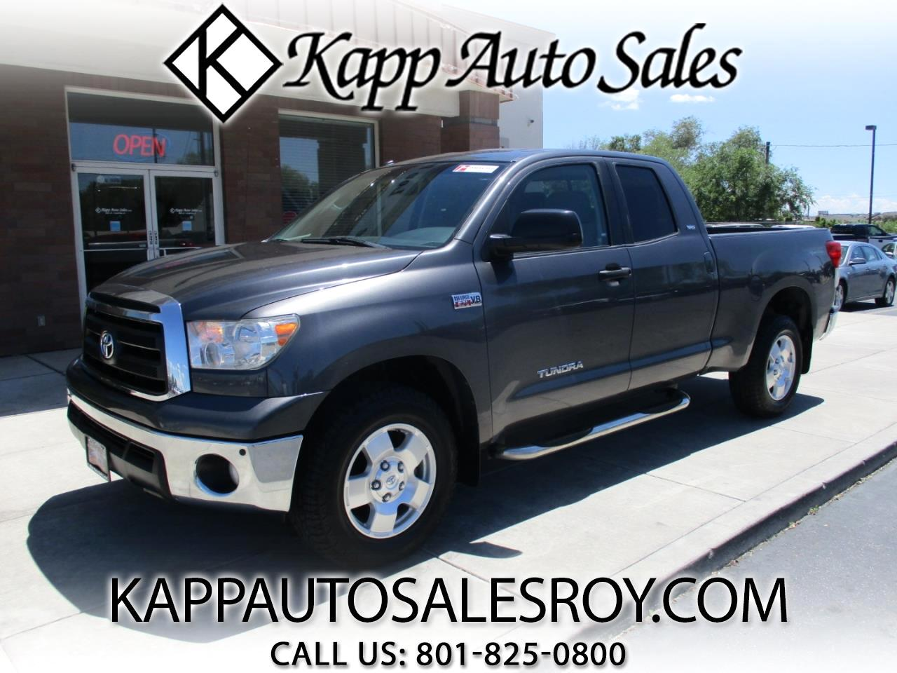 2011 Toyota Tundra SR5 Double Cab 4WD