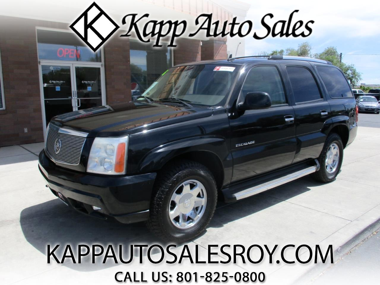 2006 Cadillac Escalade AWD Luxury