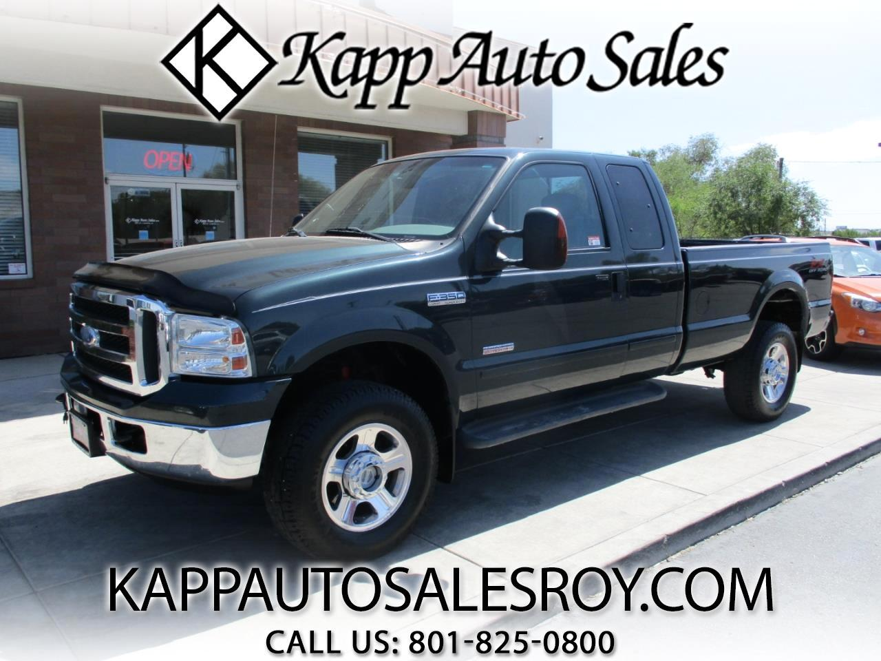 Ford F-350 SD Lariat SuperCab Long Bed 4WD 2005
