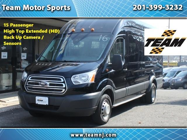 2017 Ford Transit 350 Wagon HD High Roof XLT Sliding Pass. 148 WB EL