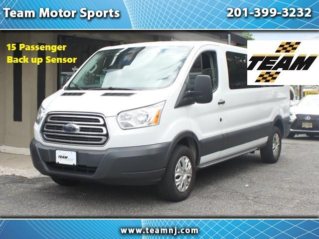 2015 Ford Transit 350 Wagon Low Roof XLT w/Sliding Pass. 148-in. WB