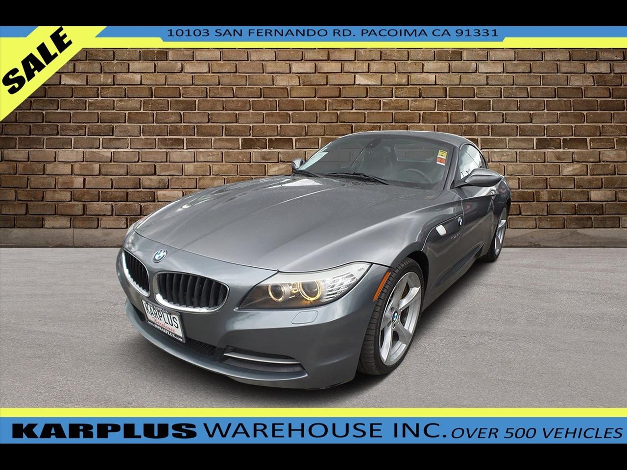 BMW Z4 sDrive30i 2011