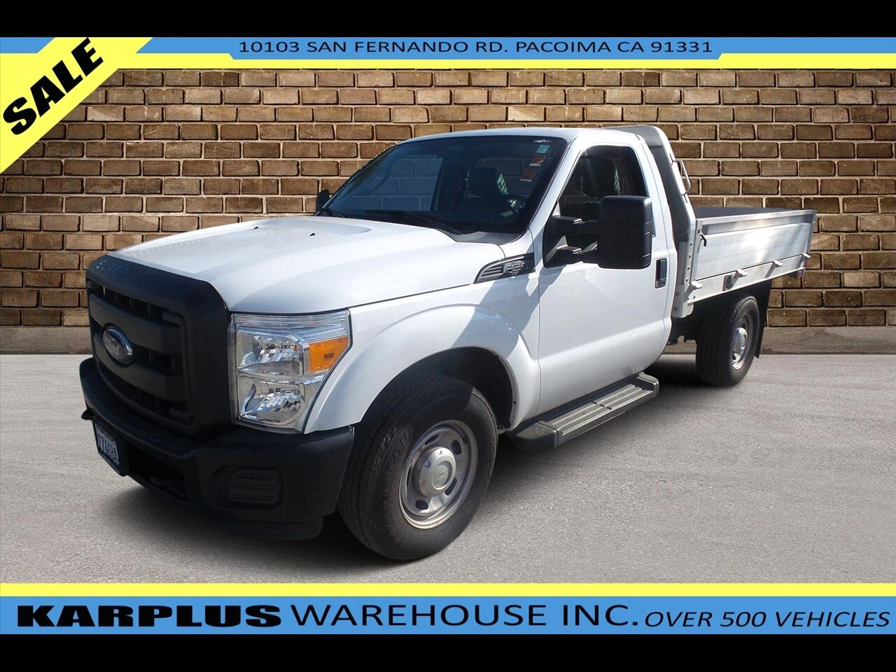 Ford F-250 SD XLT 2WD 2016