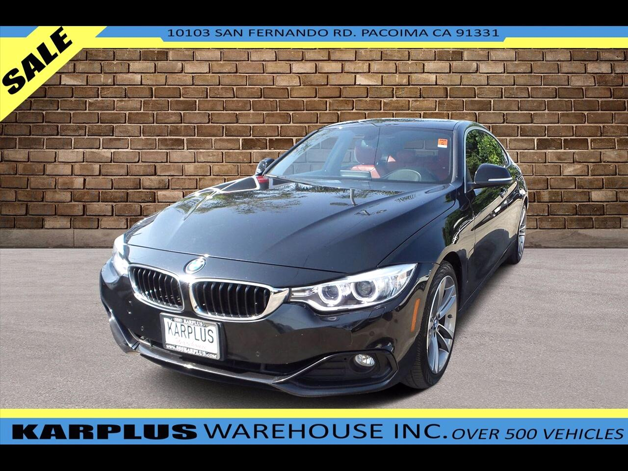 BMW 4-Series Gran Coupe 430i 2017