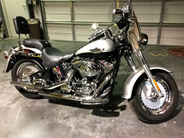 2003 Harley-Davidson FLSTFI FATBOY