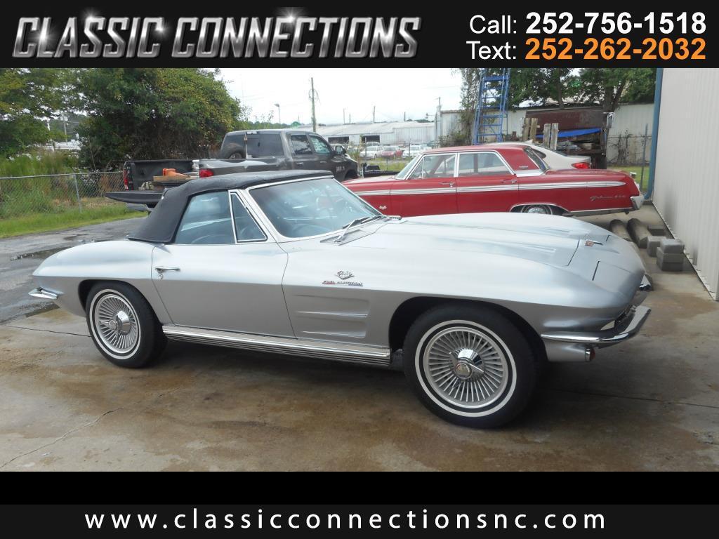 1964 Chevrolet Corvette 2dr Conv
