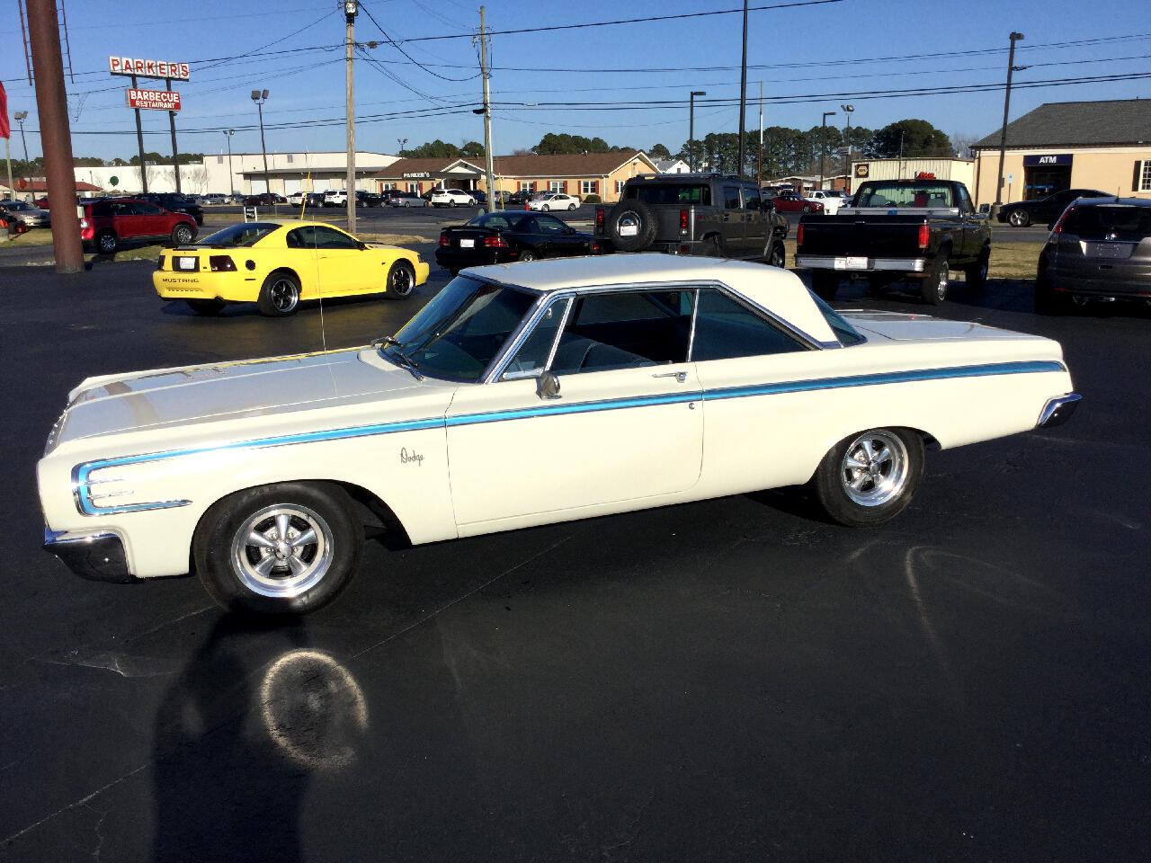 Dodge Polara  1964