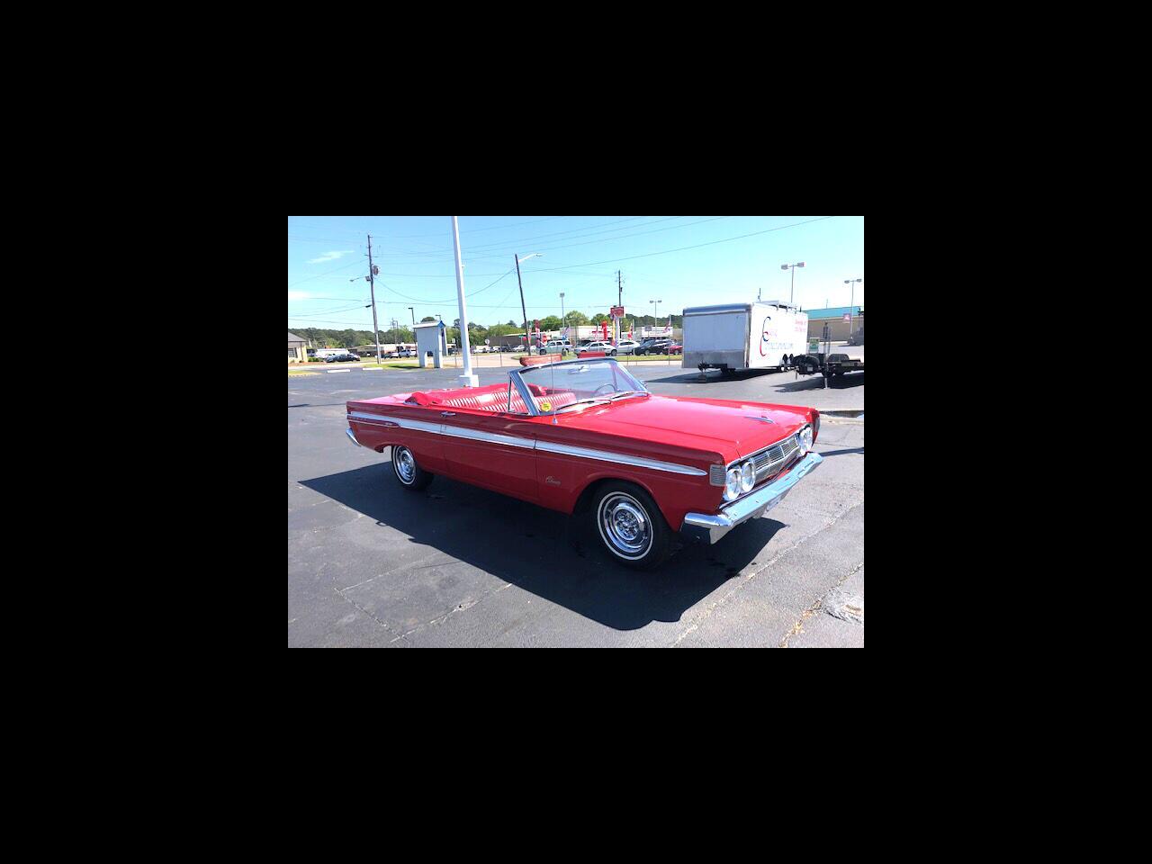 Mercury Convertible  1964
