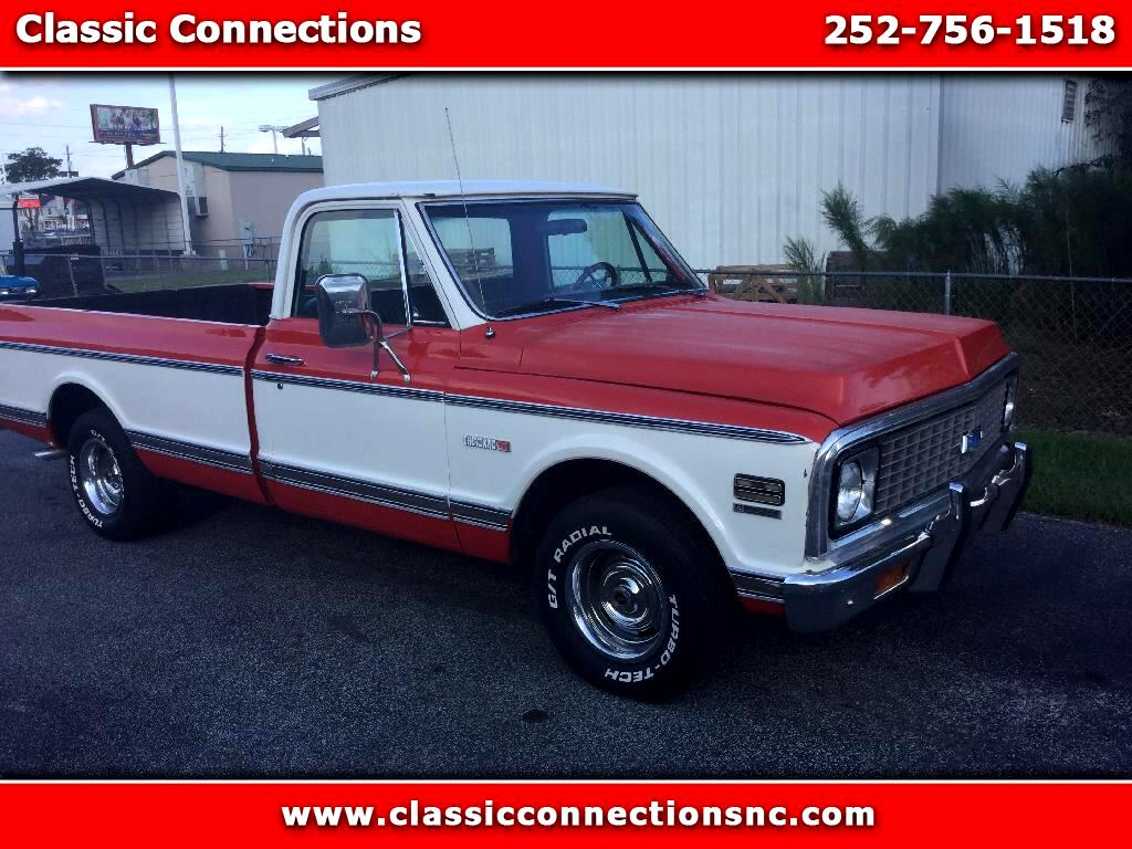 1972 Chevrolet C/K 10 Regular Cab 2WD