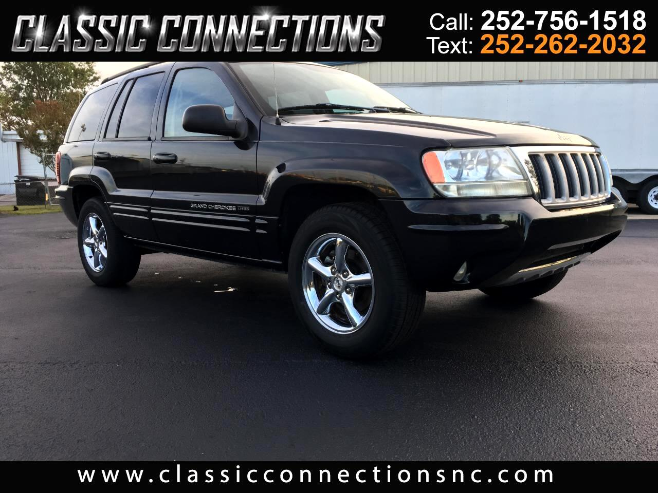 2004 Jeep Grand Cherokee Limited 2WD