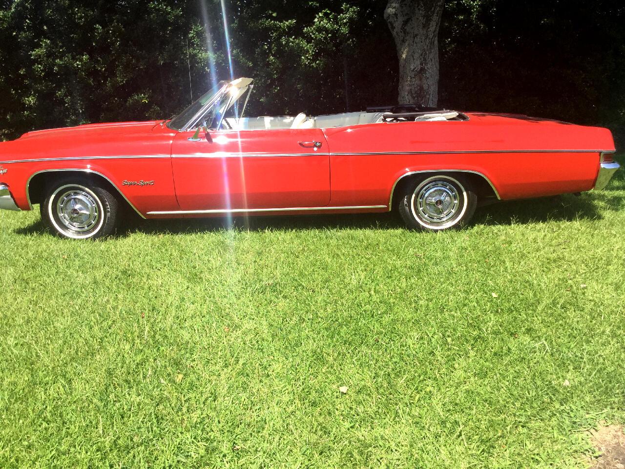1966 Chevrolet Caprice Classic/Impala SS
