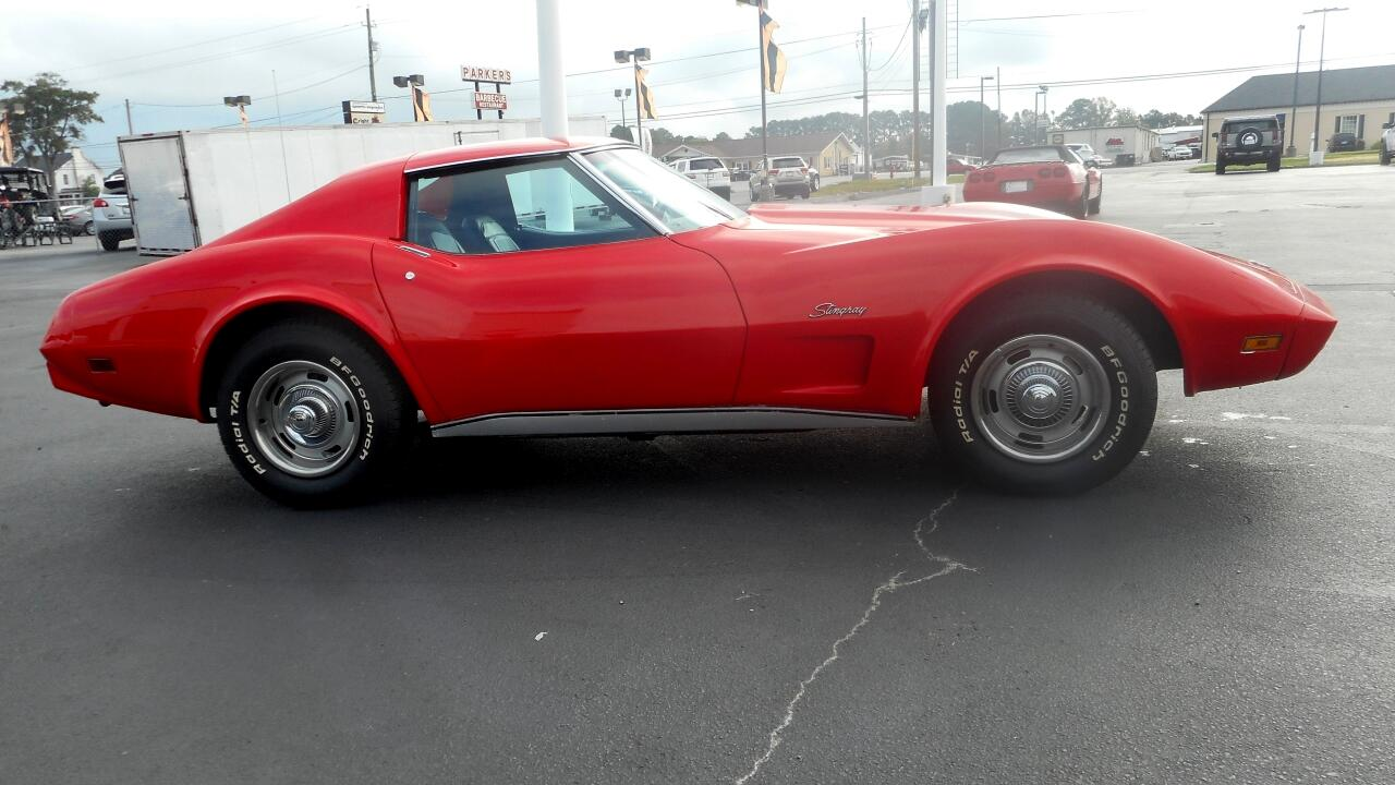 1976 Chevrolet Corvette Coupe LT1
