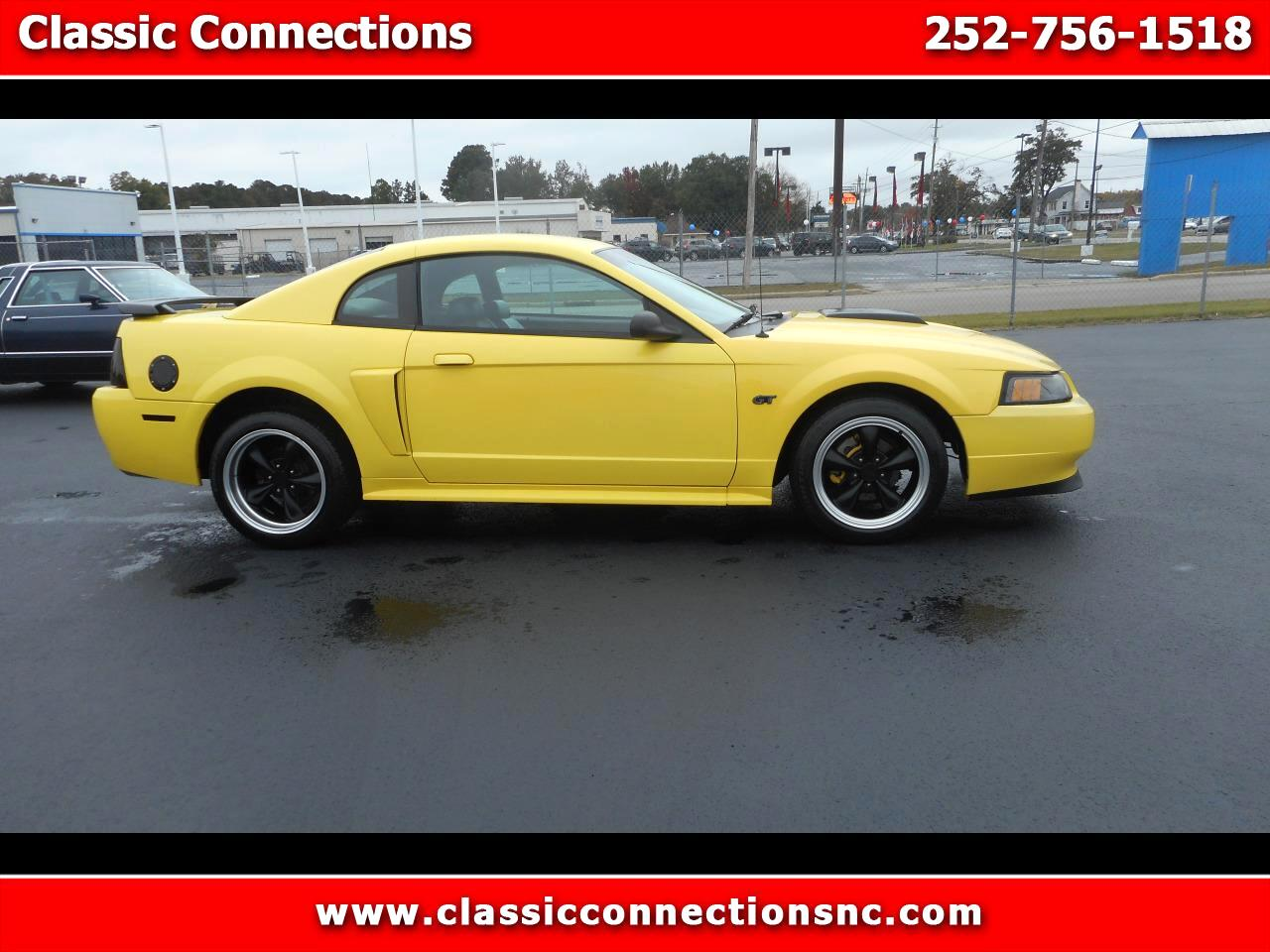 2001 Ford MUSTANG GT PERFORMANCE