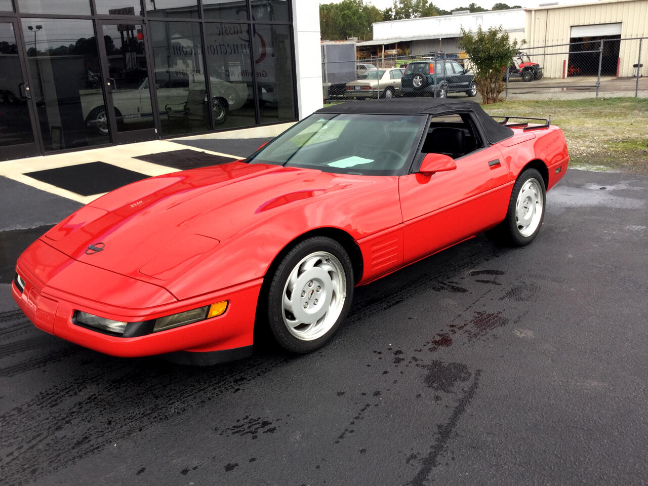 Chevrolet Corvette 2dr Convertible 1991