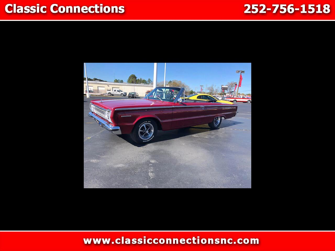 1967 Plymouth Belvedere Convertable