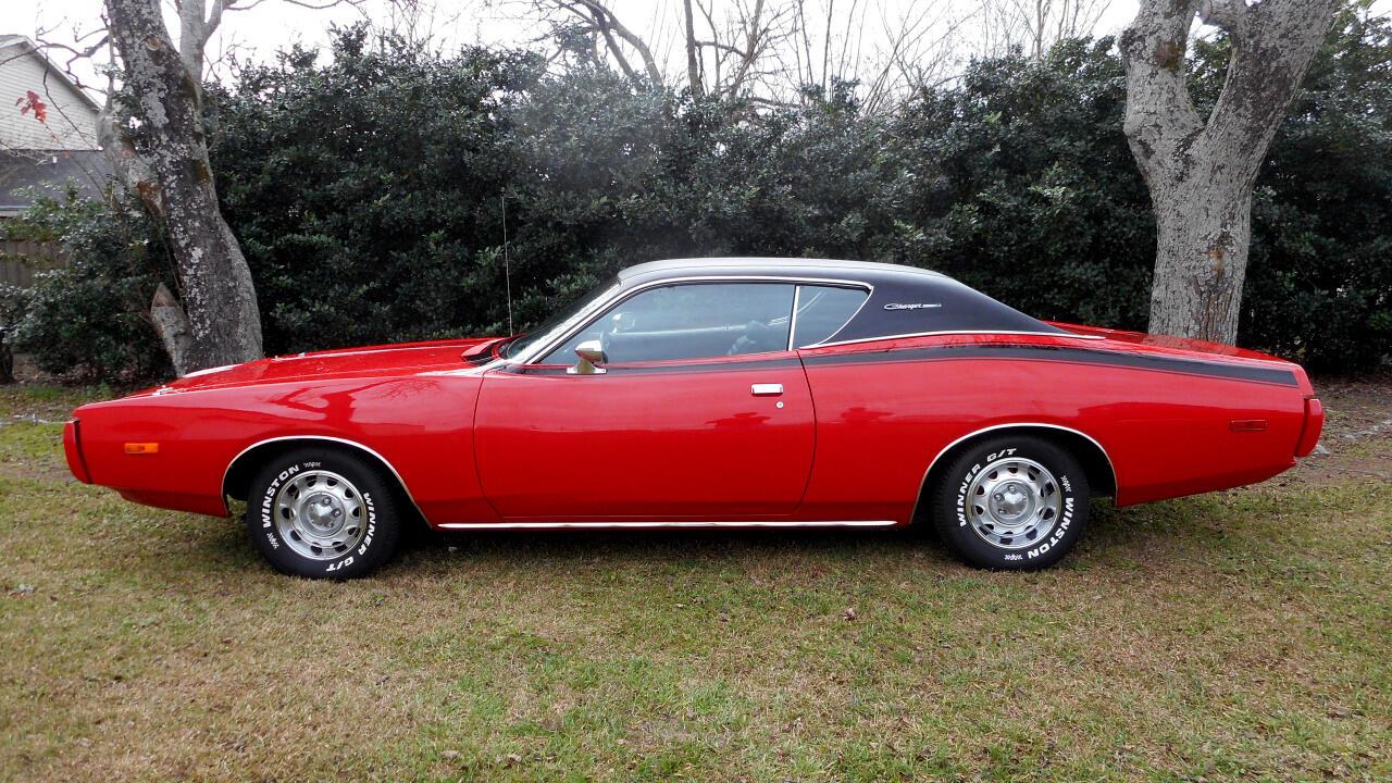Dodge CHARGER SE  1972