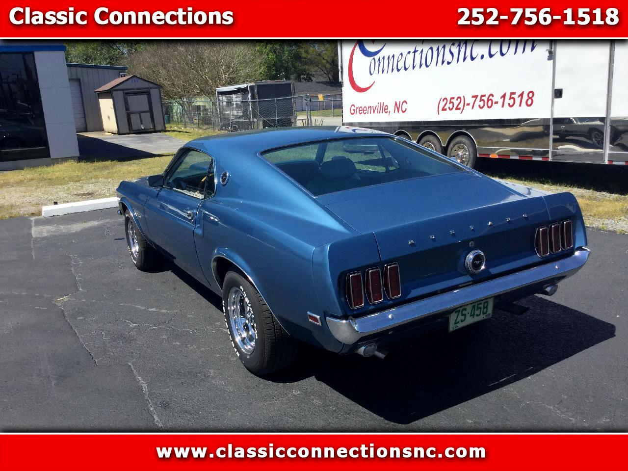 1969 Ford Mustang 2dr Fastback EcoBoost
