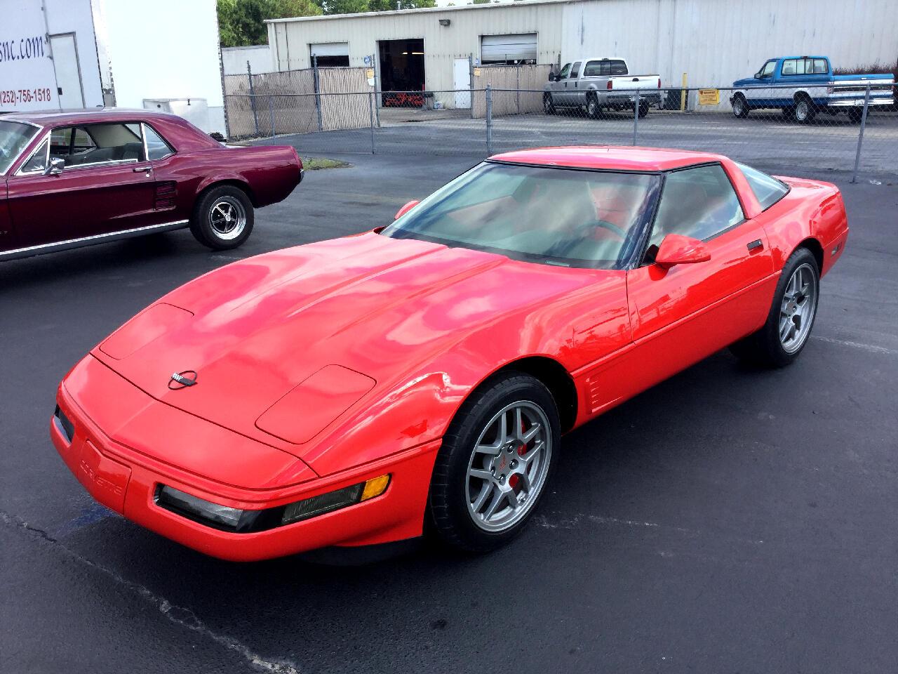 1995 Chevrolet Corvette 2dr Coupe
