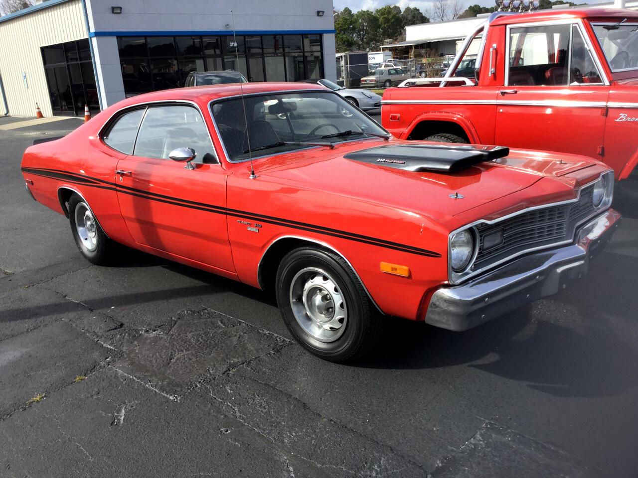 Dodge Dart GT Sport 1973