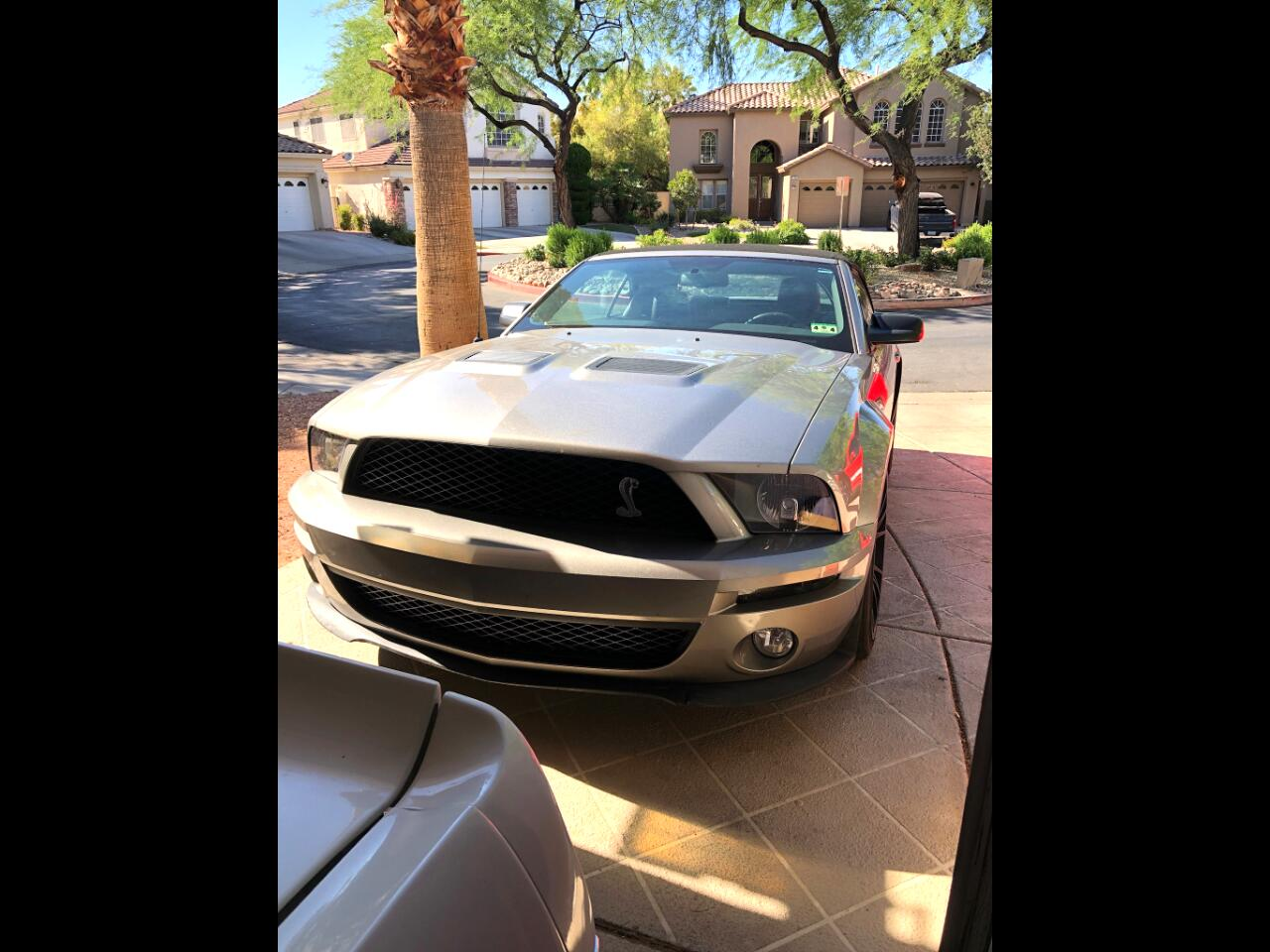 Ford Mustang 2dr Conv Shelby GT500 2009