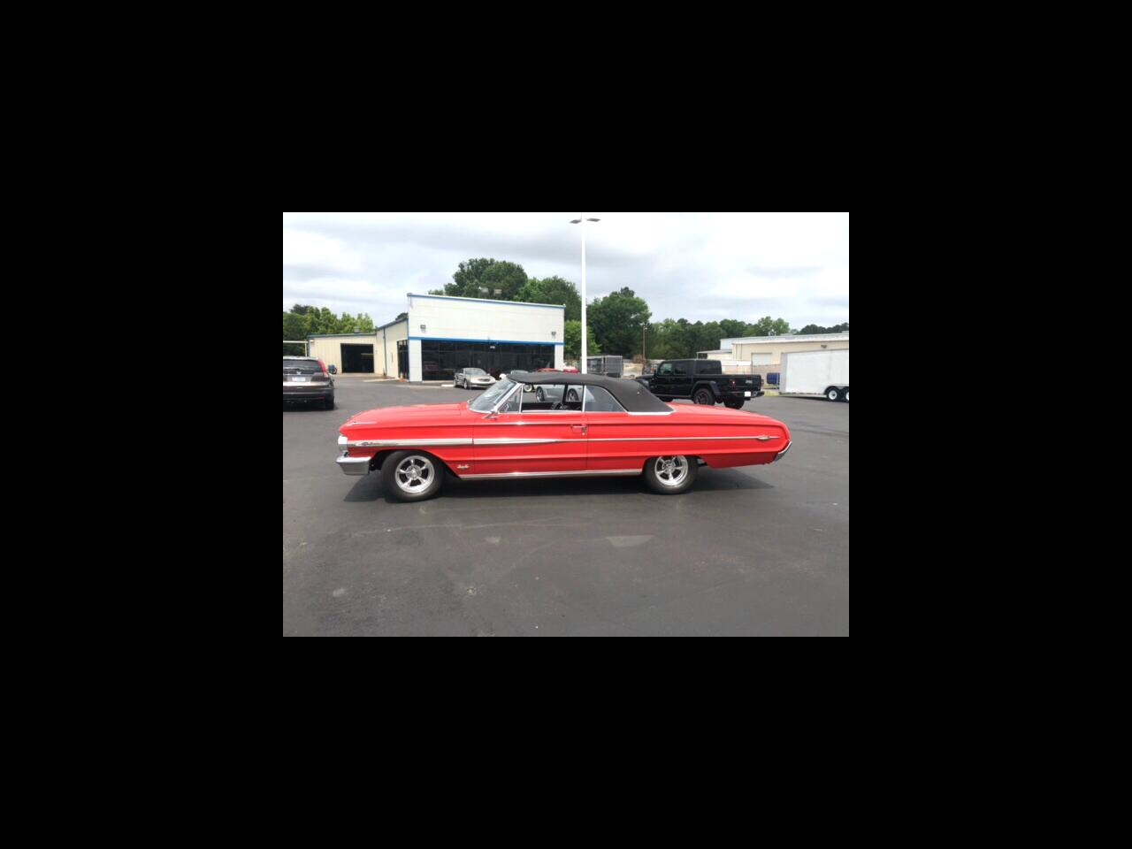 Ford Convertible  1964