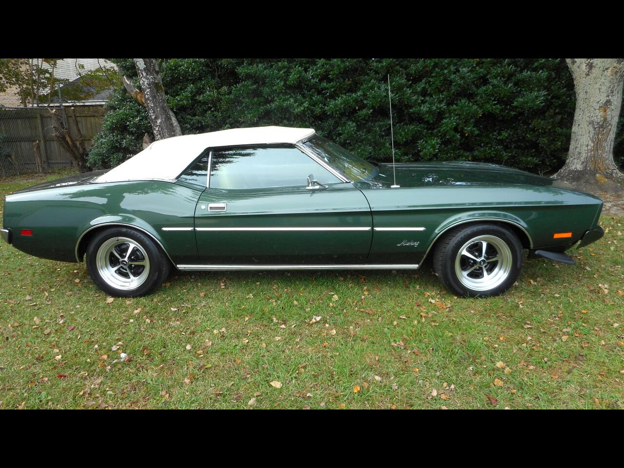 Ford Mustang 2dr Conv 1973