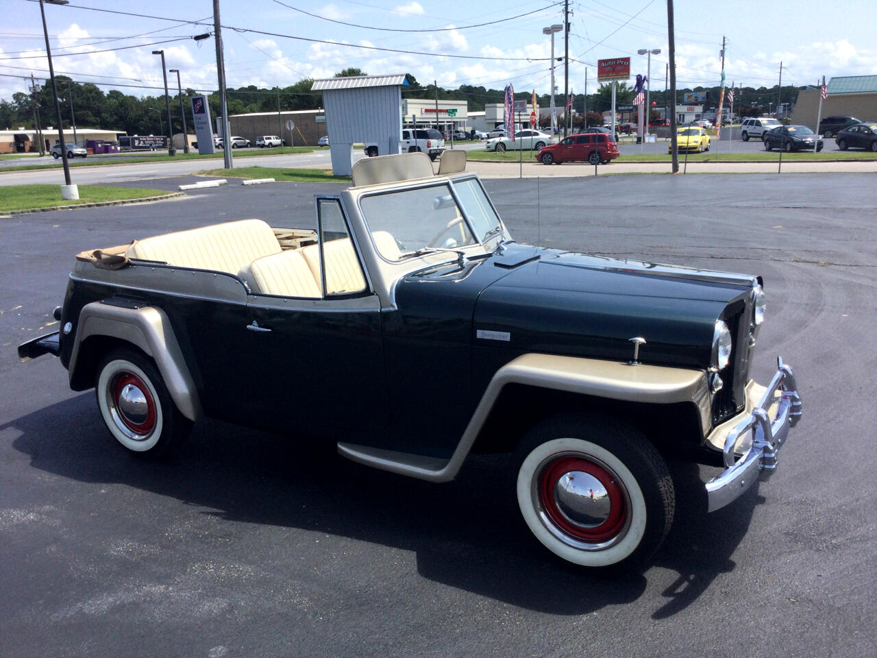 Willys Jeepster  1949
