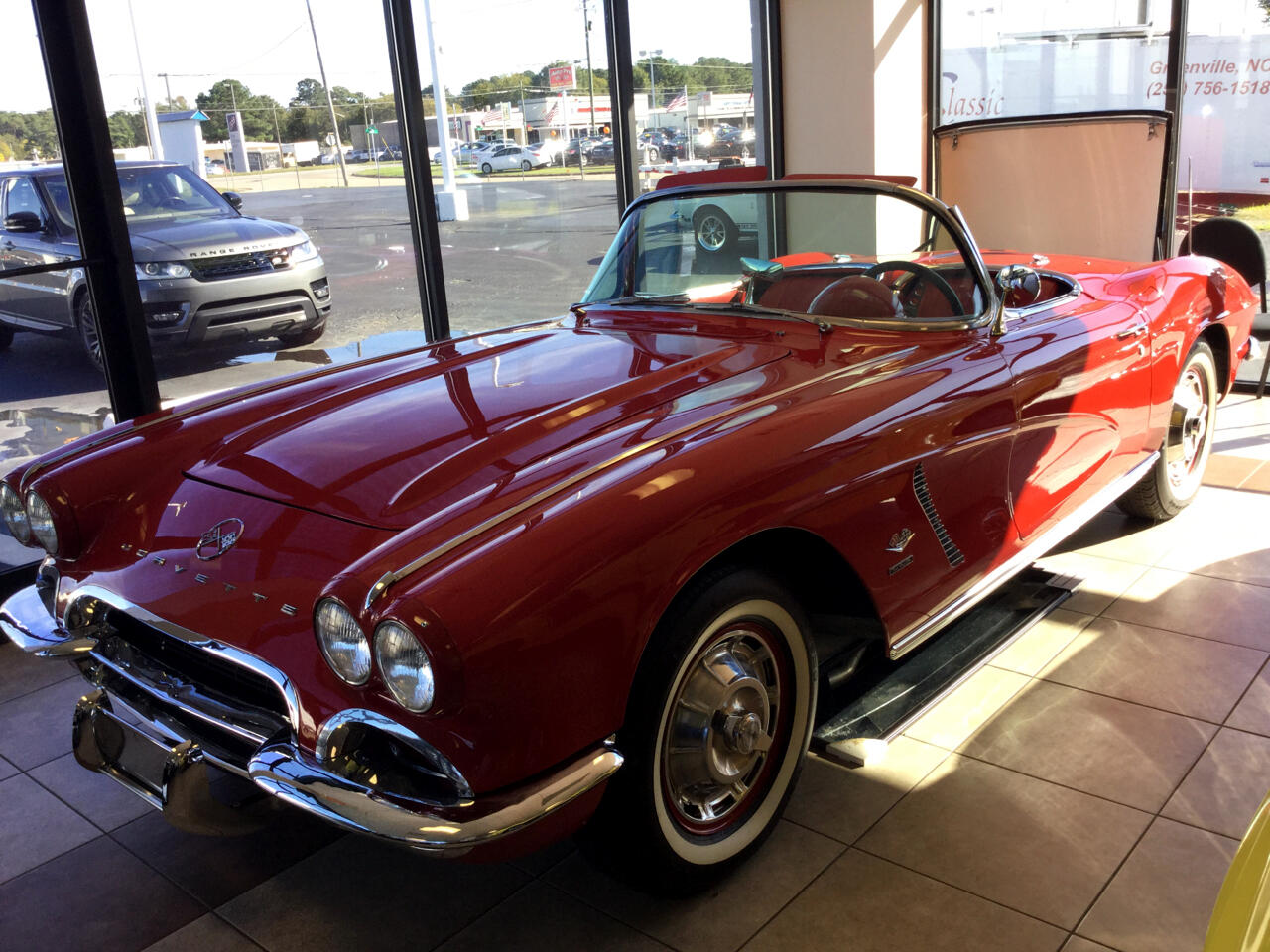 Chevrolet Corvette  1962