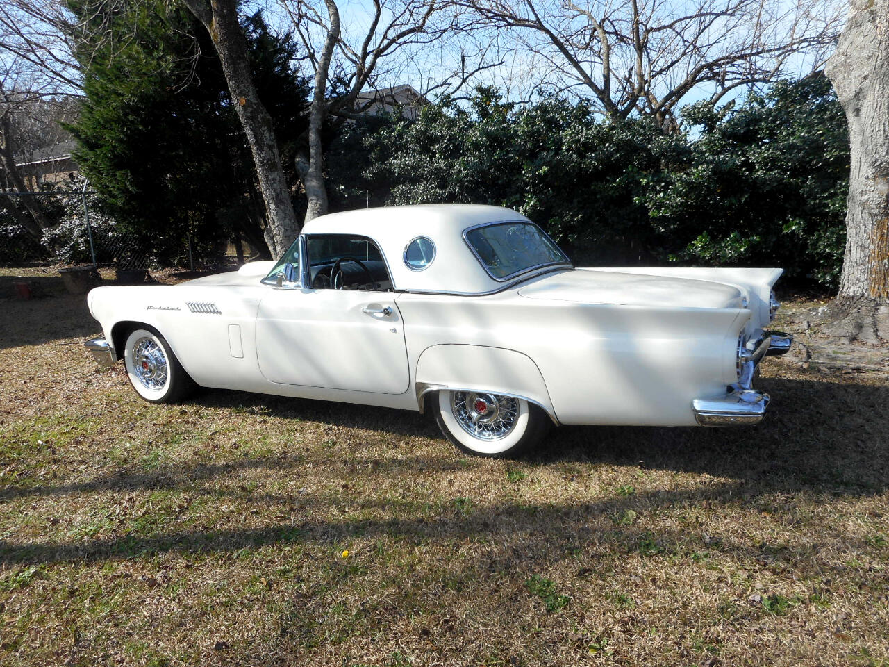 Ford Thunderbird 2dr Conv w/Hardtop Premium 1957