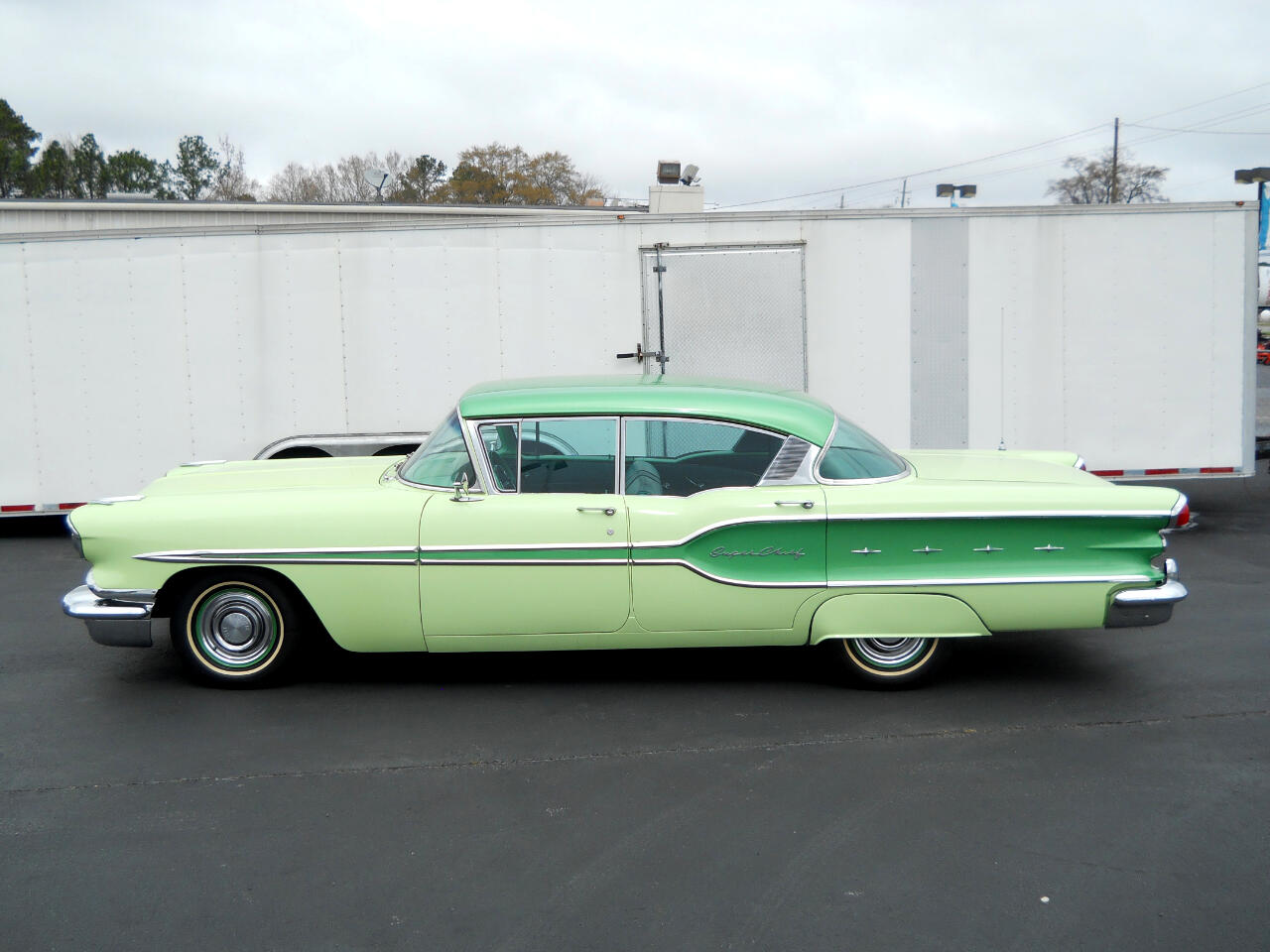 Pontiac Sedan  1958