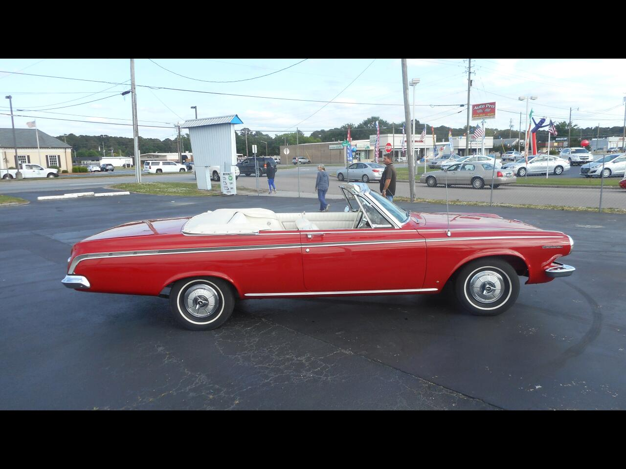 Dodge Polara  1963