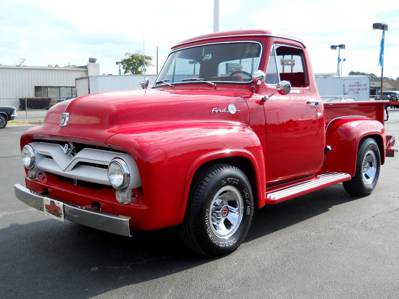 Ford 1/2 Ton Truck 1955