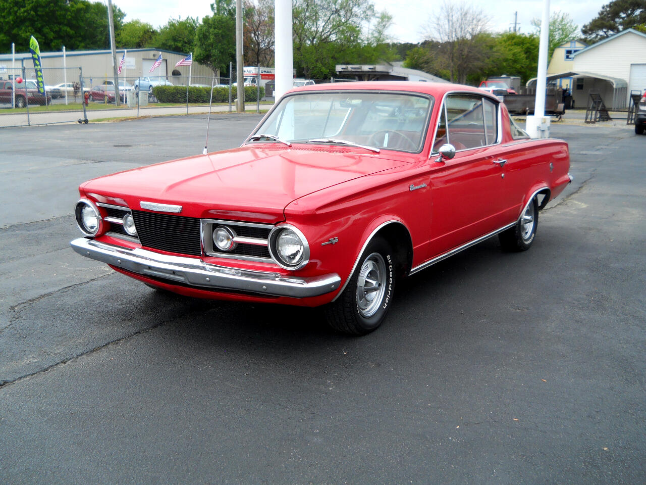 Plymouth Barracuda  1965