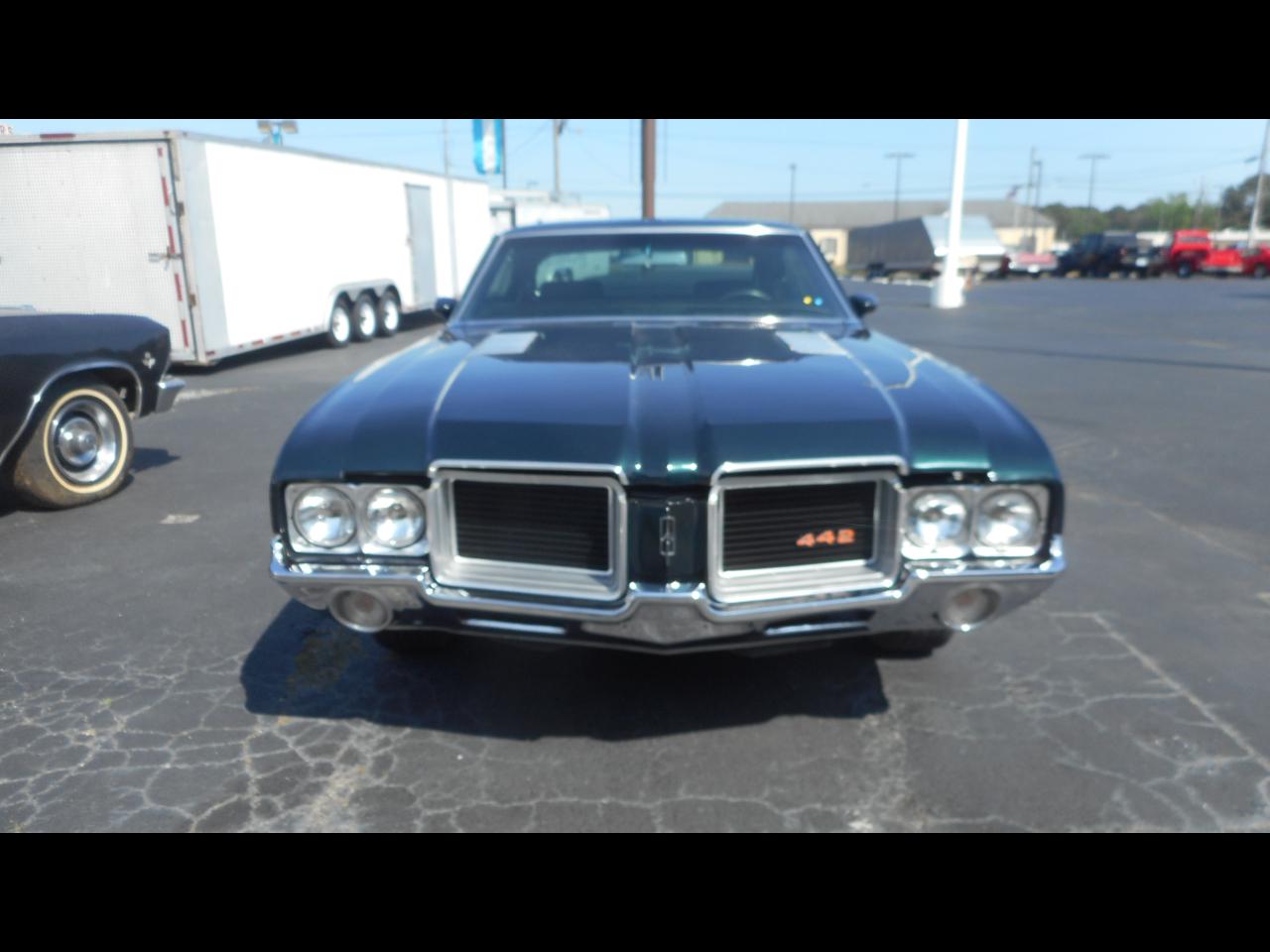 Oldsmobile CUTLASS 442  1971